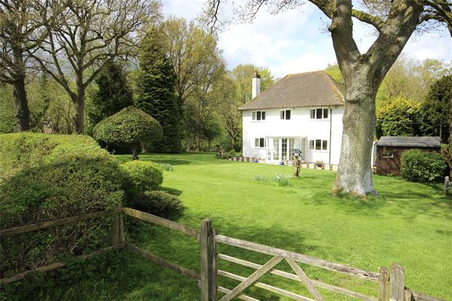 Guide Price £925,000, 4 Bedroom Detached House For Sale in Alton, GU34