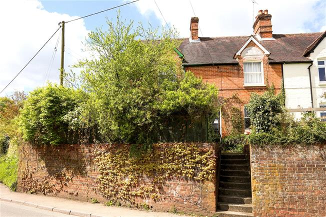 Guide Price £315,000, 2 Bedroom End of Terrace House For Sale in Selborne, Alton, GU34