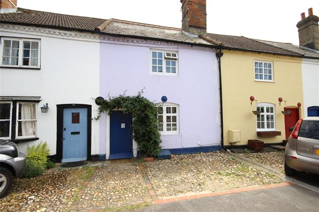 Asking Price £289,995, 3 Bedroom Terraced House For Sale in Alton, GU34