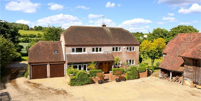 Guide Price £1,050,000, 6 Bedroom Detached House For Sale in Hampshire, GU34