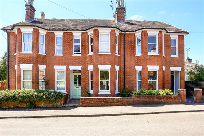 Guide Price £430,000, 3 Bedroom Terraced House For Sale in Hampshire, GU34