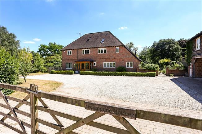 Guide Price £1,200,000, 6 Bedroom Detached House For Sale in Alton, Hampshire, GU34
