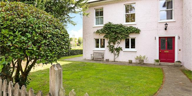 Guide Price £565,000, 4 Bedroom Semi Detached House For Sale in Hampshire, GU34