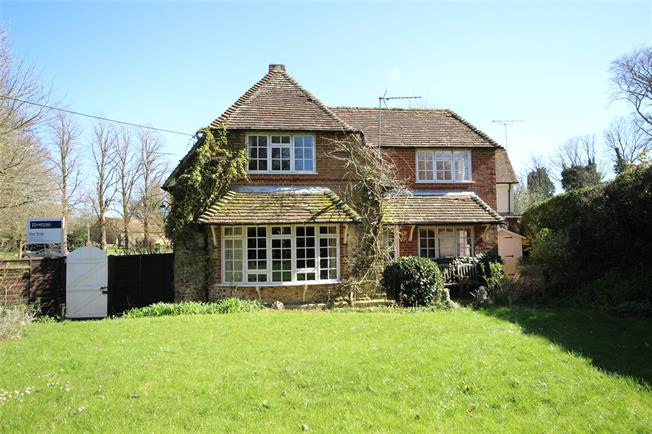Offers in excess of £550,000, 3 Bedroom Semi Detached House For Sale in Newton Valence, GU34