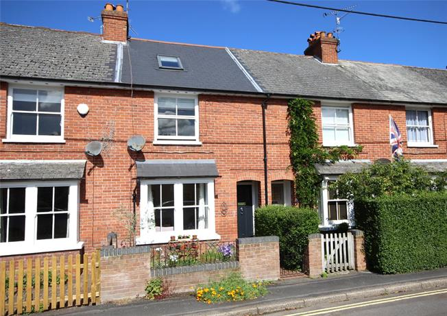 Offers in excess of £400,000, 4 Bedroom Terraced House For Sale in Alton, GU34