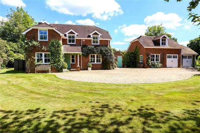 Offers in excess of £900,000, 5 Bedroom Detached House For Sale in Medstead, GU34
