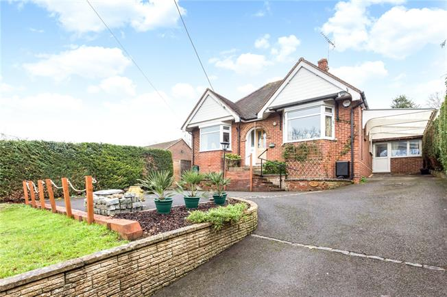 Offers in excess of £425,000, 3 Bedroom Bungalow For Sale in Alton, GU34
