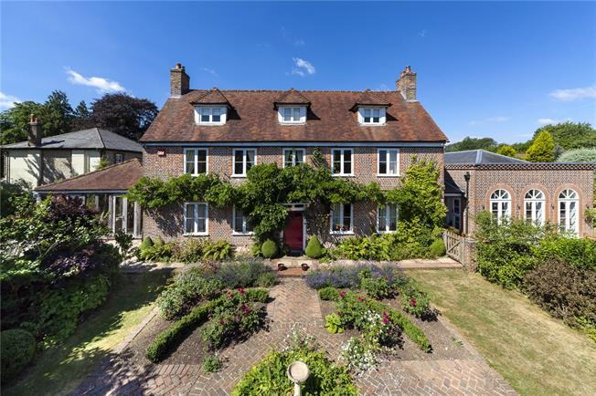 Guide Price £2,375,000, 5 Bedroom Detached House For Sale in Alton, Hampshire, GU34