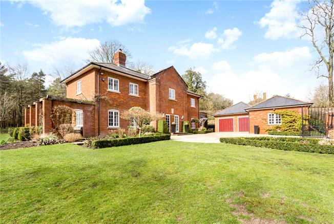 Guide Price £1,300,000, 5 Bedroom Detached House For Sale in Alton, Hampshire, GU34