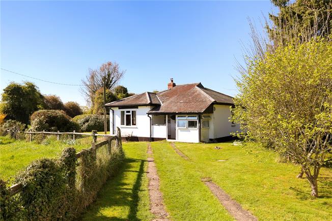 Guide Price £750,000, 2 Bedroom Bungalow For Sale in Alton, Hampshire, GU34