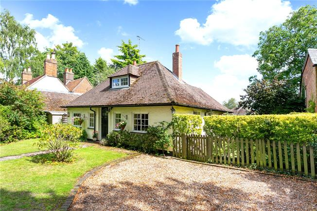 Offers in excess of £450,000, 3 Bedroom Detached House For Sale in Alton, GU34