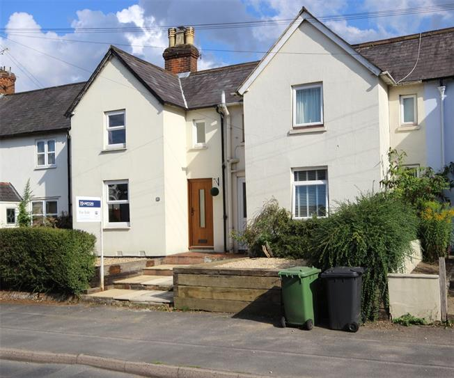 Guide Price £325,000, 3 Bedroom End of Terrace House For Sale in Hampshire, GU34