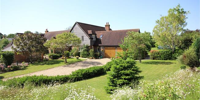 Guide Price £1,100,000, 5 Bedroom Detached House For Sale in Hampshire, GU34