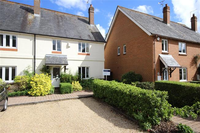 Guide Price £435,000, 3 Bedroom End of Terrace House For Sale in Alton, Hampshire, GU34