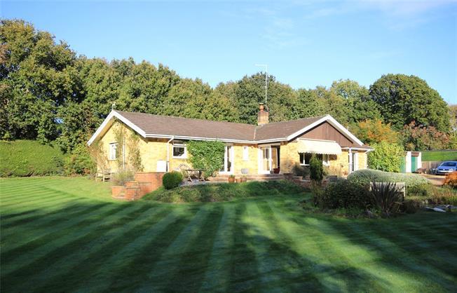 Guide Price £975,000, 5 Bedroom Bungalow For Sale in Alton, Hampshire, GU34