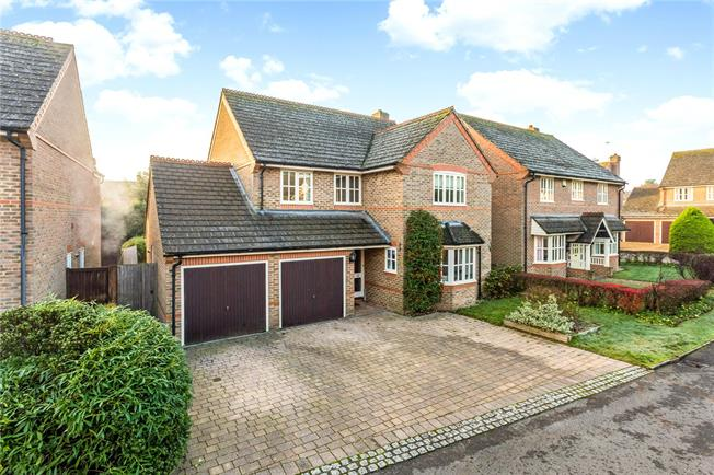 Guide Price £450,000, 4 Bedroom Detached House For Sale in Bodicote, OX15