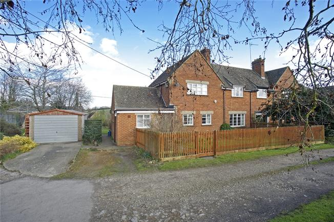 Guide Price £300,000, 3 Bedroom Semi Detached House For Sale in Upper Tadmarton, OX15