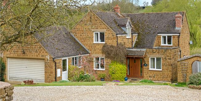 Offers in the region of £625,000, 4 Bedroom Detached House For Sale in Hornton, OX15