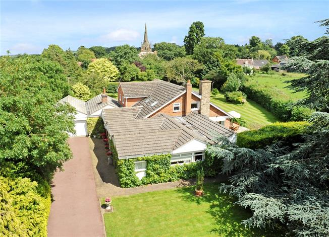 Guide Price £750,000, 4 Bedroom Bungalow For Sale in Ladbroke, CV47