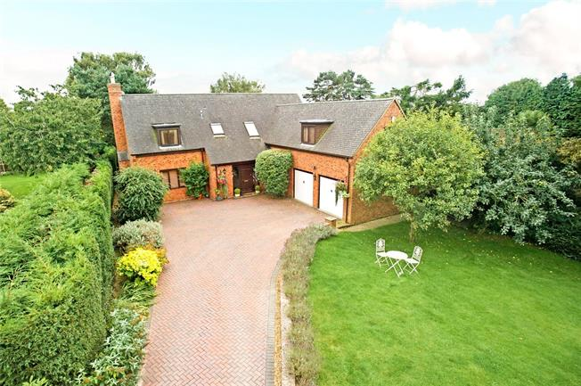 Guide Price £675,000, 4 Bedroom Detached House For Sale in Upper Boddington, NN11