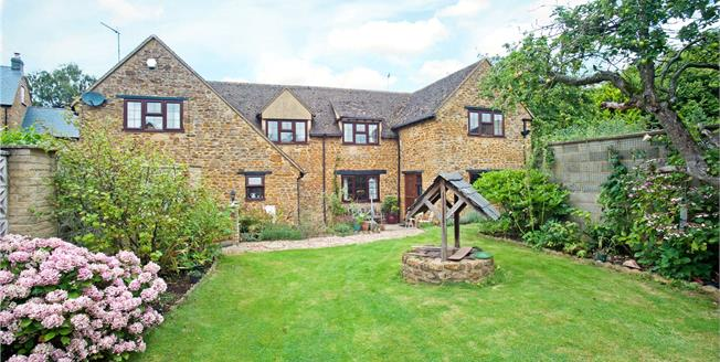 Offers in the region of £440,000, 4 Bedroom Detached House For Sale in Middleton Cheney, OX17