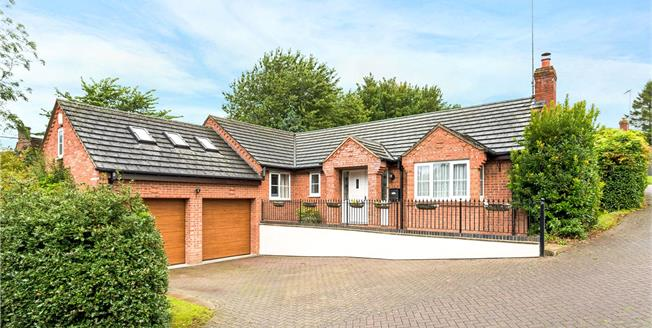 Offers in the region of £375,000, 4 Bedroom Bungalow For Sale in Byfield, NN11