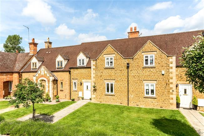 Guide Price £329,950, 2 Bedroom Terraced House For Sale in Lower Tadmarton, OX15