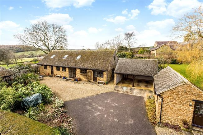 Guide Price £895,000, 6 Bedroom Detached House For Sale in Horley, OX15