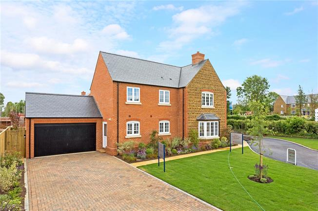Asking Price £725,000, 5 Bedroom House For Sale in Banbury, Oxfordshire, OX17