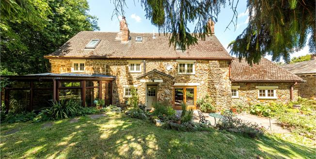 Guide Price £545,000, 4 Bedroom Detached House For Sale in South Newington, OX15