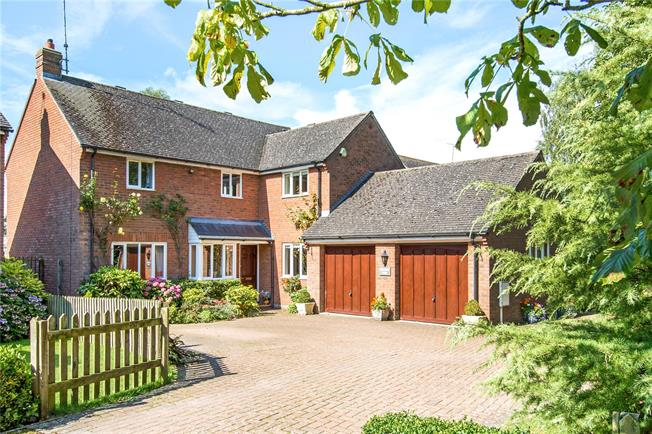 Guide Price £525,000, 4 Bedroom Detached House For Sale in Lower Boddington, NN11
