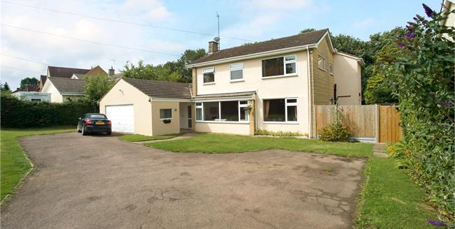 Guide Price £595,000, 4 Bedroom Detached House For Sale in Bloxham, OX15