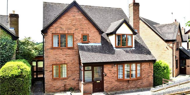 Offers in excess of £450,000, 4 Bedroom Detached House For Sale in Middleton Cheney, OX17