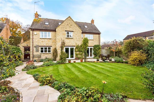 Guide Price £695,000, 4 Bedroom Detached House For Sale in Sibford Ferris, OX15