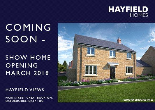 Price on Application, 4 Bedroom House For Sale in Great Bourton, OX17