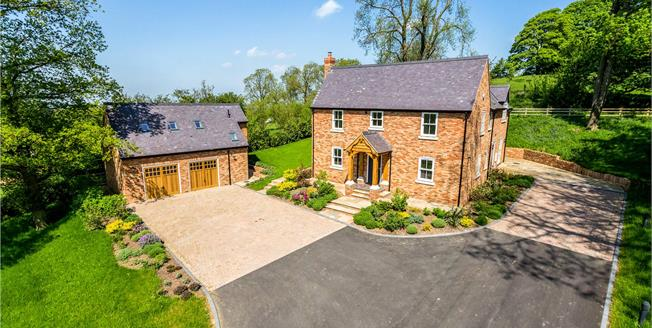 Guide Price £795,000, 4 Bedroom Detached House For Sale in Staverton, NN11
