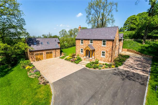 Guide Price £750,000, 4 Bedroom Detached House For Sale in Staverton, NN11