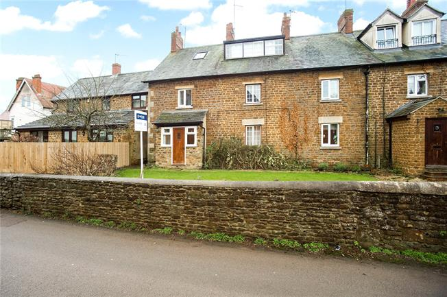 Guide Price £255,000, 3 Bedroom Terraced House For Sale in Middleton Cheney, OX17