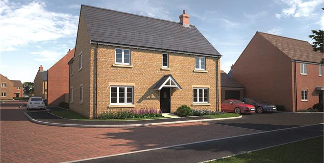 Asking Price £600,000, 5 Bedroom Detached House For Sale in Great Bourton, OX17