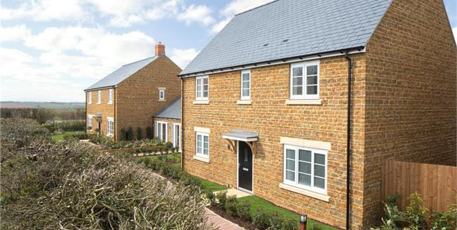 Asking Price £485,000, 4 Bedroom Detached House For Sale in Great Bourton, OX17