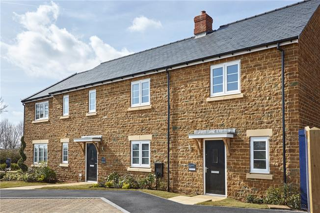Asking Price £270,000, 2 Bedroom Terraced House For Sale in Great Bourton, OX17