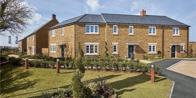 Asking Price £405,000, 3 Bedroom Terraced House For Sale in Great Bourton, OX17