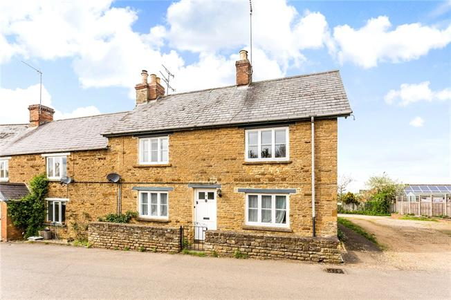 Guide Price £350,000, 3 Bedroom Semi Detached House For Sale in Kings Sutton, OX17