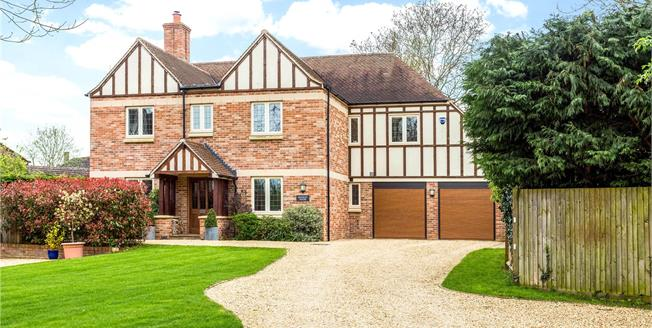 Guide Price £799,950, 5 Bedroom Detached House For Sale in Bodicote, OX15