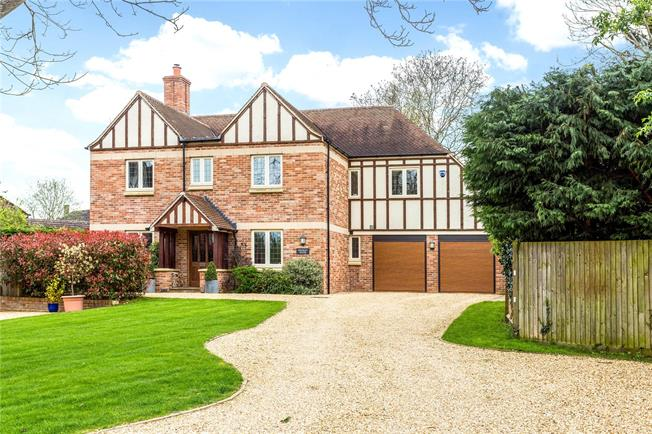 Guide Price £799,950, 5 Bedroom Detached House For Sale in Bodicote, Banbury, Oxford, OX15