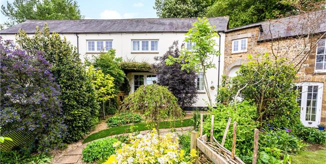 Guide Price £350,000, 2 Bedroom House For Sale in Sibford Ferris, OX15