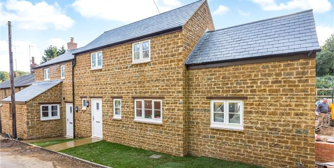 Guide Price £395,000, 3 Bedroom Terraced House For Sale in Banbury, Oxfordshire, OX15
