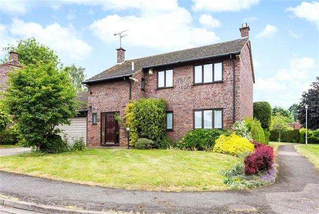 Guide Price £475,000, 3 Bedroom Detached House For Sale in Bodicote, OX15