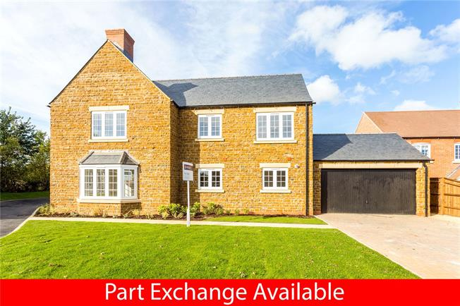 Guide Price £660,000, 5 Bedroom Detached House For Sale in Banbury, Oxfordshire, OX17