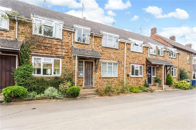 Guide Price £225,000, 3 Bedroom Terraced House For Sale in Shutford, OX15